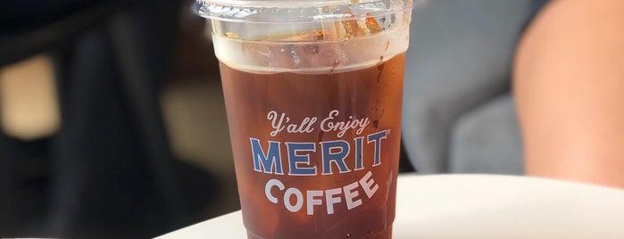 Merit Coffee is one of Gespeicherte Orte von Whit.