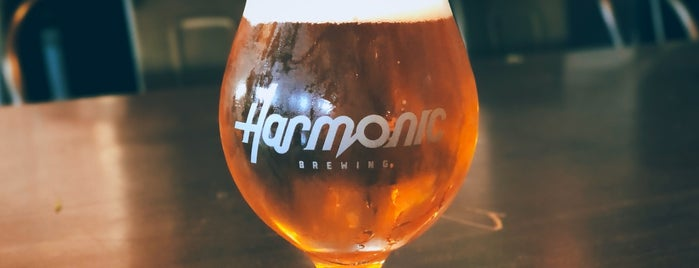 Harmonic Brewing is one of Bay Area Beer Circuit.