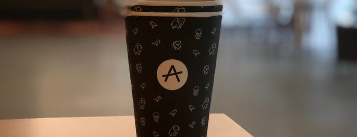 Andytown Coffee Roasters is one of Coffee shops in SF.