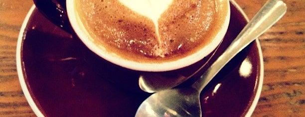Stumptown Coffee Roasters is one of PDX.