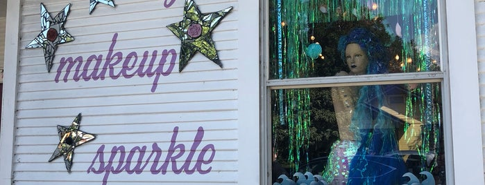 Coco Coquette is one of Keeping Austin Weird.