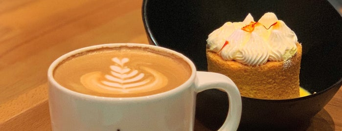 Drip Coffee is one of Locais salvos de Queen.
