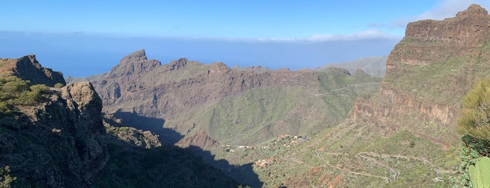 Baranco de Masca is one of Teneriffa 2014.