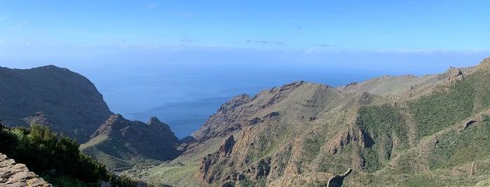 Mirador Altos de Baracán is one of Tenerife 2013.
