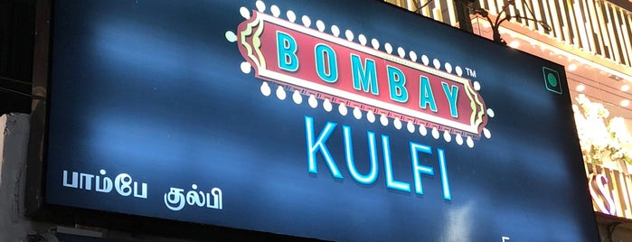 Bombay Kulfi is one of Tejas : понравившиеся места.