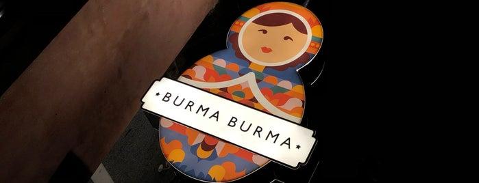 Burma Burma is one of Mumbai.