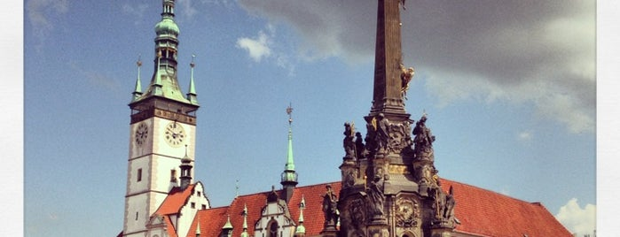 Olomouc is one of Locais curtidos por Anastasia.