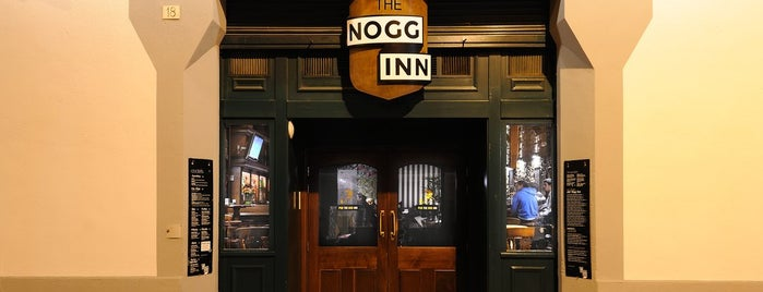 Nogg Inn - Cafè de L'Indià is one of Bares de tapas.