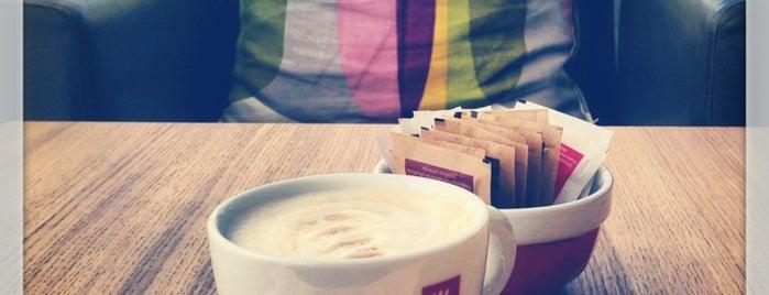 Caffe Bianco is one of Posti che sono piaciuti a Agnes.