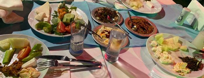 Bayazhan Restaurant is one of Yurdun 4-1 köşesi.
