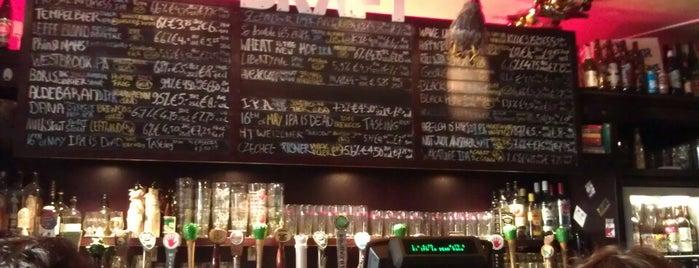 BeerTemple is one of Bruxelas & Amsterdam.