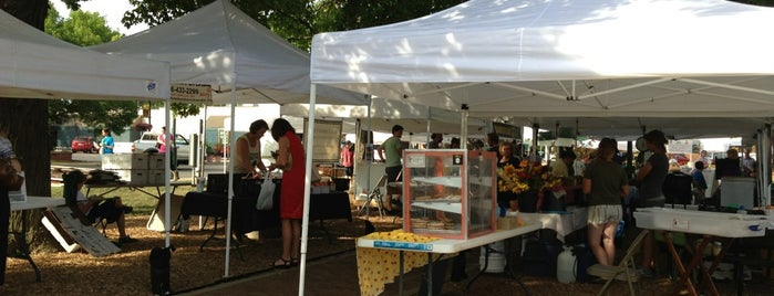 Webster Groves Farmers Market is one of Farmers Markets of the STL Metro Area.