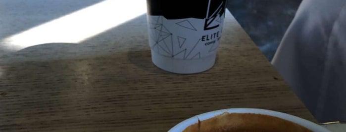 Elite Cup Roasting is one of Coffee.