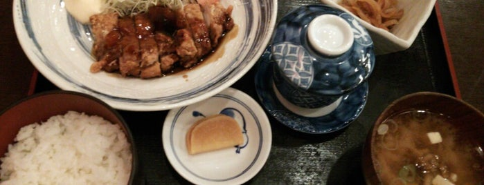 酒膳 よさく is one of 飲食店リスト.