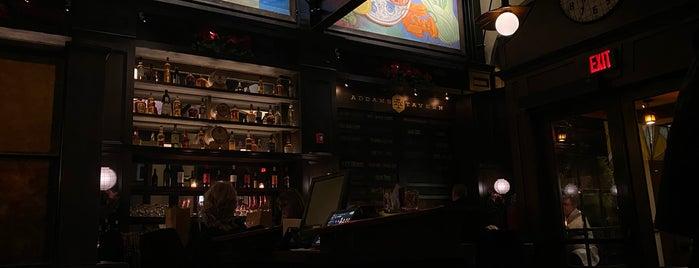 Addam's Tavern is one of สถานที่ที่บันทึกไว้ของ Lizzie.