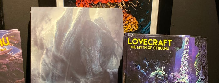 Lovecraft Arts & Sciences is one of Al 님이 좋아한 장소.