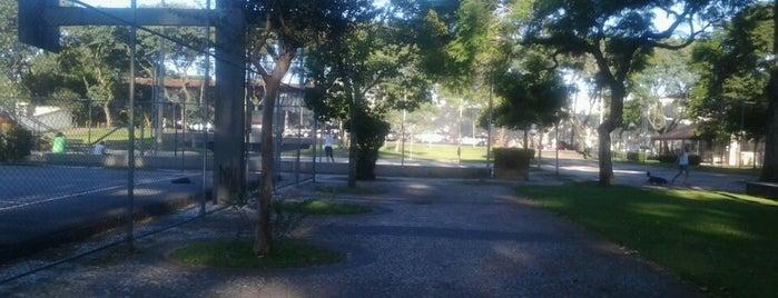 Praça Brigadeiro do Ar Mário Calmon Eppinghauss is one of Passeios Curitiba.
