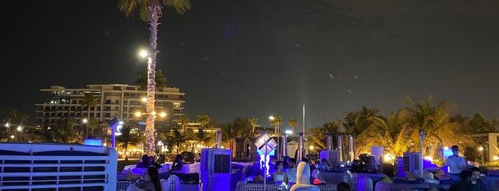 Smoky Beach is one of Dubai.