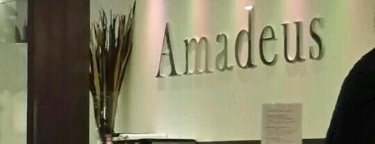 Hotel Amadeus is one of Locais curtidos por Vasiliy.