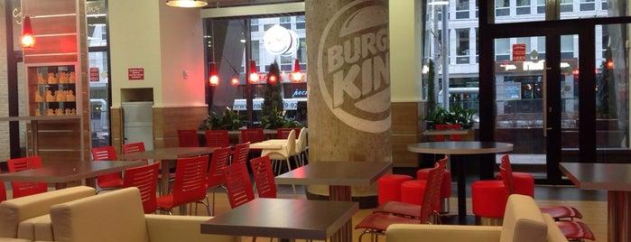 Burger King is one of Posti che sono piaciuti a Елизавета.
