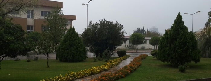 DSİ 2. Bölge Müdürlüğü is one of Locais curtidos por Resul.