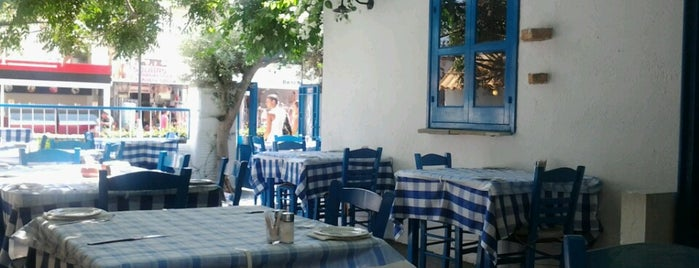 Tony's Taverna is one of CYPRUS.