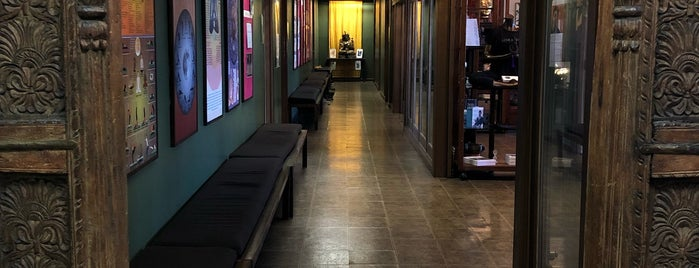 Dallas Yoga Center is one of Yoga DFW.