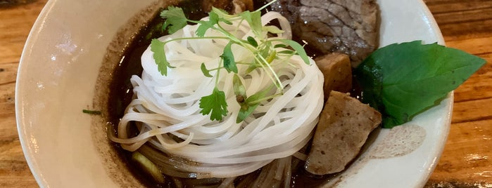 Khao Noodle Shop is one of dallas.