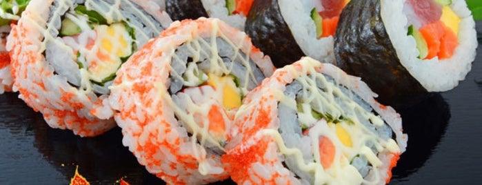 Itsu Sushi Restaurant is one of Алена 님이 좋아한 장소.