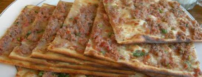 Damak Pide is one of Mahalle - Ayrancı.