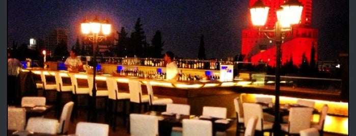 Retro Rooftop is one of Dining, wining,  dancing and lounging!.