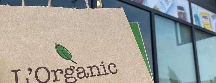 L' Organic is one of KDz JTown 2020.