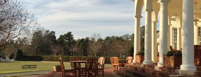 The 1895 Grille at Pinehurst Resort's Holly Inn is one of 2011 Best Dish Winners.