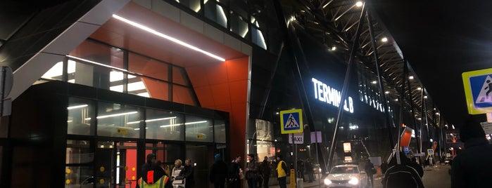 Terminal B is one of GreGory'un Beğendiği Mekanlar.