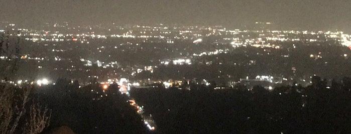Mulholland Scenic Overlook is one of KDz LA.