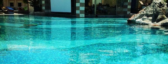 Crystal Resort is one of GCC Must visit.