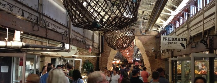 Chelsea Market is one of To do in NYC with Ciccio.