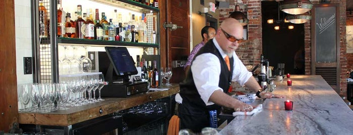 Jerry's Bar is one of Philly's Hottest Restaurants.
