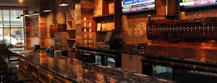 BRÜ Craft & Wurst is one of Philly's Hottest Restaurants.