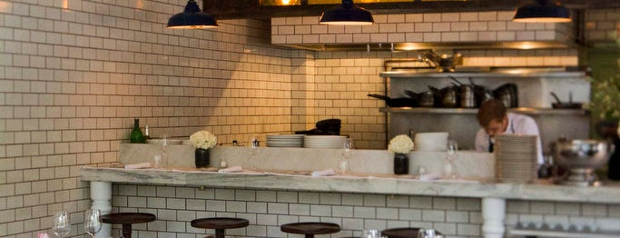 Fitler Dining Room is one of Philly's Hottest Restaurants.