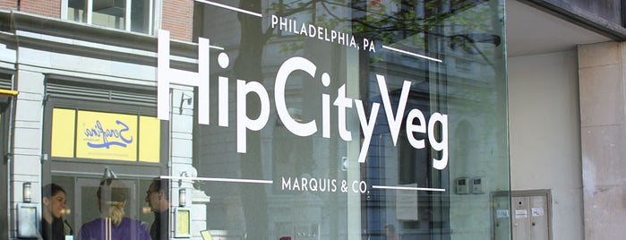 HipCityVeg is one of Philly's Hottest Restaurants.