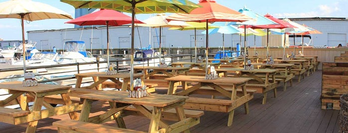 Morgan's Pier is one of Philly's Hottest Restaurants.