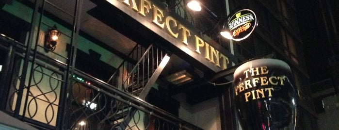 The Perfect Pint is one of USA NYC Favorite Bars.