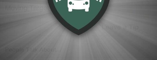 West Coast StartupBus is one of New Badges.