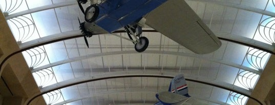 SFO Aviation Museum and Library is one of Aerospace Museums.
