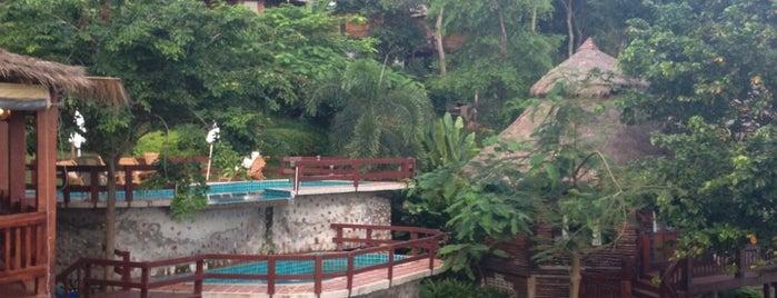 Koh Jum Resort is one of Tempat yang Disukai Pierre.