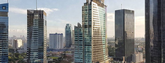 Sales Office JW Marriott Jakarta is one of Kirara'nın Beğendiği Mekanlar.