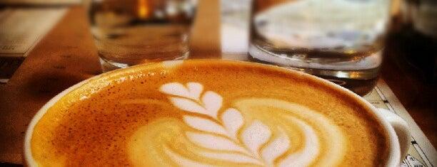 Kde si pochutnáte na kávě doubleshot?