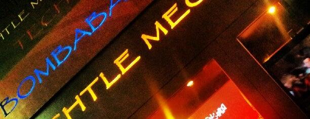 Techtle Mechtle is one of prazsky bary / bars in prague.