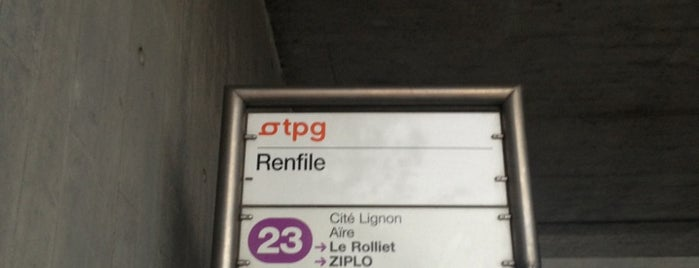 TPG Renfile is one of Stations, gares et aéroports.